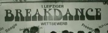 1. LEIPZIGER BREAKDANCE WETTBEWERB