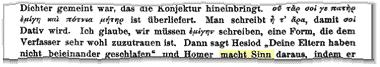 <em>sinn machen</em> in <em>Die Ilias und Homer.</em> von Ulrich Wilamowitz-Moel-Lendorff (1916)