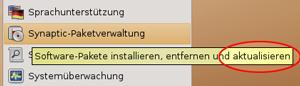 Aktualisieren auf Ubuntu
