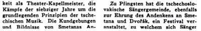 Das Wort Festival in der Prager Rundschau, Band 4, von 1933