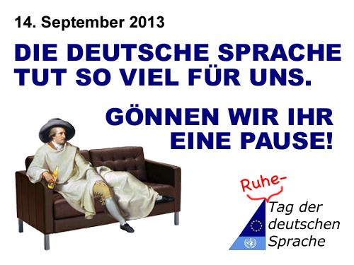 ruhetagdeutschesprache-pause