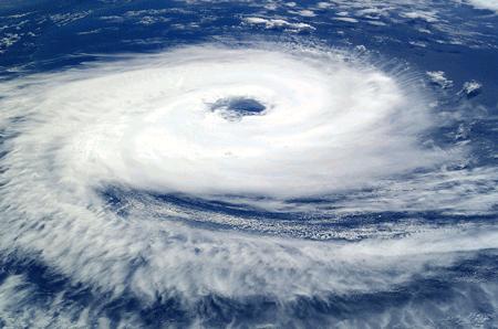 Zyklon Catarina