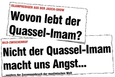 Quassel-Imam (BILD)