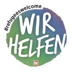 """Kampagnenlogo """"Wir helfen"""" (Urheber: Bild/Springer)"""