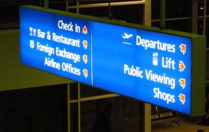 Internationaler Flughafen Perth, Westaustralien (Familienarchiv, CC-BY-SA-3.0)
